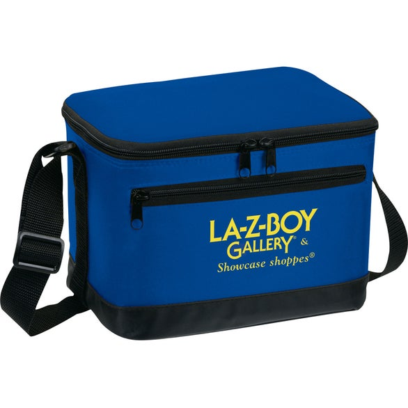 Royal Blue Deluxe 6-Pack Insulated Bag