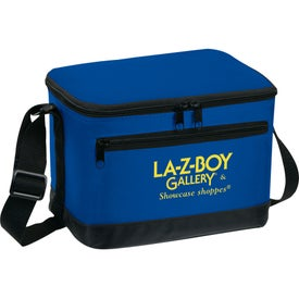 Advertising Deluxe 6-Pack Insulated Bag