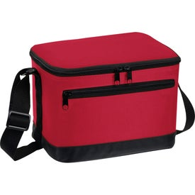 Customized Deluxe 6-Pack Insulated Bag