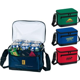 Personalized Deluxe 6-Pack Insulated Bag