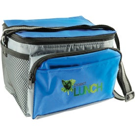 Deluxe Chromatic 6 Pack Cooler Bag