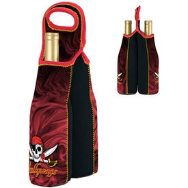 Double Wine Tote Bag