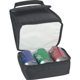 Dual Compartment Lunch Bag for Your Church