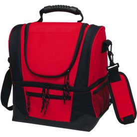 Dual Compartment Kooler Bag for Promotion