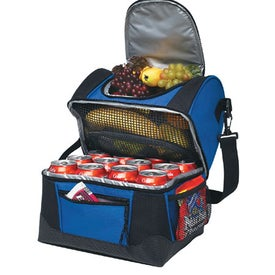 Dual Compartment Kooler Bag for Your Organization