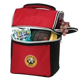 Branded Duet Lunch Cooler