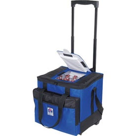 Easy Access Roller Cooler for Advertising