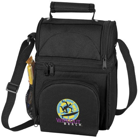 Insulated Carrying Bag : Easy carry insulated bag promotional coolers ea