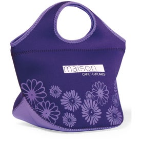 Branded Ella Neoprene Cooler