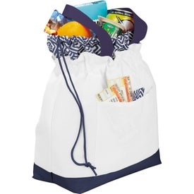 Branded Empire Cinch Lunch Cooler