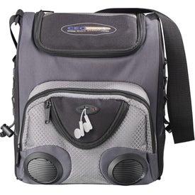 Branded Encore Compact Speaker Cooler