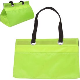 Branded Fashion Cooler Lunch Tote