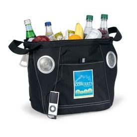 Advertising Festival Music Cooler