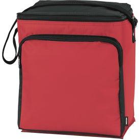 Fiesta Koozie 12-Pack Kooler Branded with Your Logo