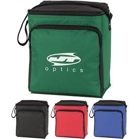 Ледяной сумка-холодильник, сумка-холодильник обед изолированные 12-Pack...
