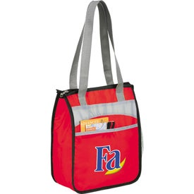 Monogrammed Finch Cooler Bag