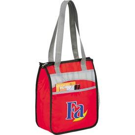 Monogrammed Finch Cooler Bag