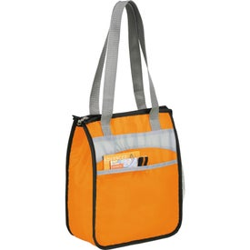 Imprinted Finch Cooler Bag