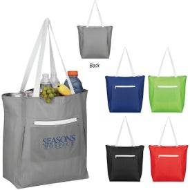 Flare Cooler Tote Bag