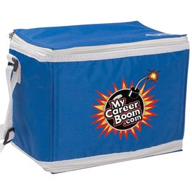 CHILL by Flexi-Freeze(R) 6-Can Cooler