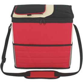 Imprinted Flip Flap Insulated Kooler Bag