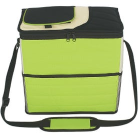 Flip Flap Insulated Kooler Bag with Your Slogan