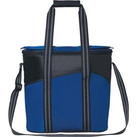 Custom Customizable Flip Flap Insulated Kooler Bag