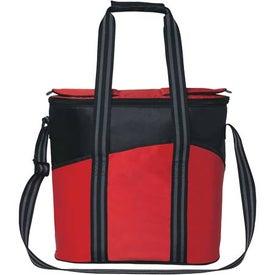 Customizable Flip Flap Insulated Kooler Bag with Your Logo
