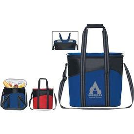 Customizable Flip Flap Insulated Kooler Bag