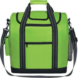 Flip Flap Insulated Kooler Bag with Strap for Promotion