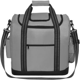Company Flip Flap Insulated Kooler Bag with Strap