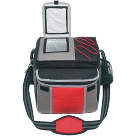 Flip Flap Insulated Kooler Bags for Advertising