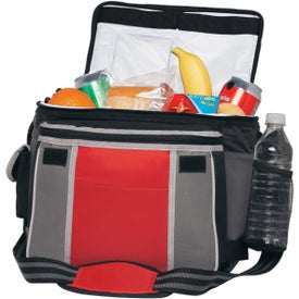 Imprinted Flip Flap Insulated Kooler Bags