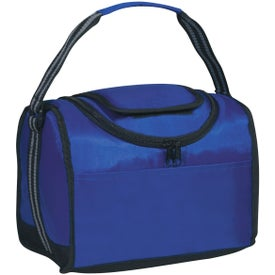 Company Flip Flap Insulated Lunch Bag