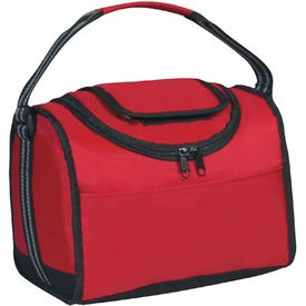 Flip Flap Insulated Lunch Bag for Advertising