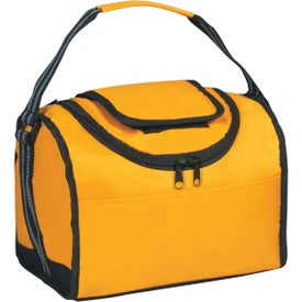 Flip Flap Insulated Lunch Bag for Customization