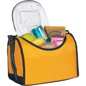 Flip Flap Insulated Lunch Bag for Promotion