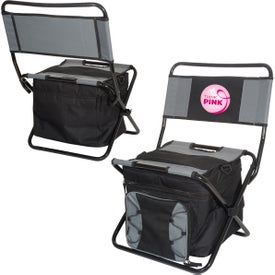 Foldable Cooler Chair