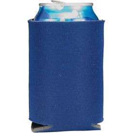 Imprinted Folding Can Cooler