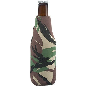 Advertising Folding Foam Bottle Cooler