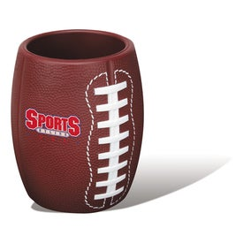 Football Can Holder (12 Oz.)