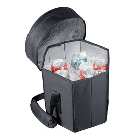 Personalized Game Day Cooler Seat
