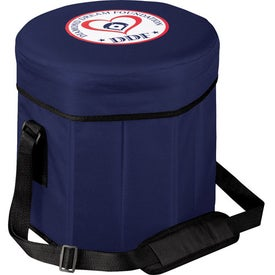 Branded Game Day Cooler Seat