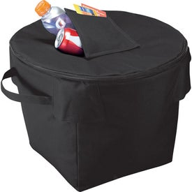 Game Day Standing Tub Cooler for Promotion