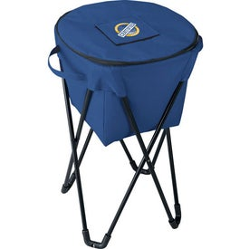 Imprinted Game Day Standing Tub Cooler