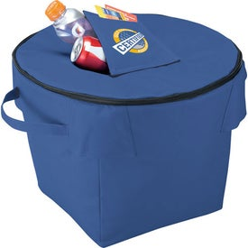 Logo Game Day Standing Tub Cooler