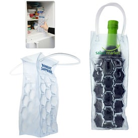 Gel Wine Tote for Advertising