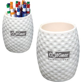 Logo Golf Can Holder