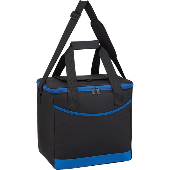 Royal Blue Grab-N-Go Kooler Tote Bag