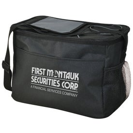 Logo Hatchback Cooler Bag